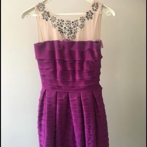 BCBG MaxAzria Purple Dress (Women & Girls) 👗